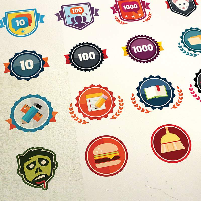 ClassLink achievement badges