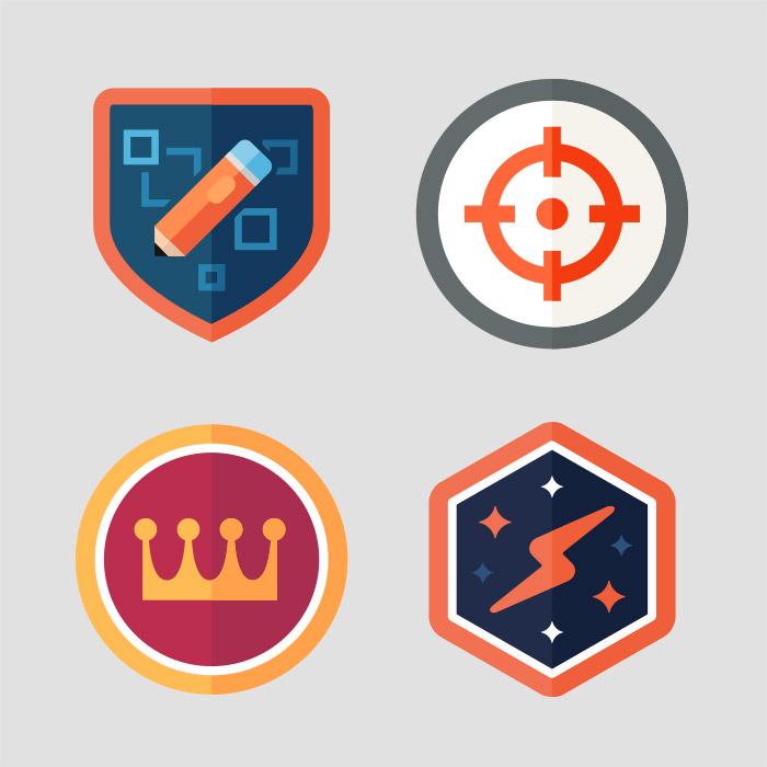 Metamarkets Badges